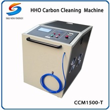 2015 New car care machine hho gas generator for car oxyhydrogen engine carbon cleaning machine