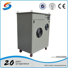 Energy-saving hho generator for carbon steel cutting/oxyhydrogen cutting tool