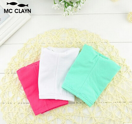 MC CLAYN 2015 fashion cotton panties underwear girls comfortable girls boxer