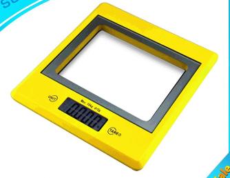 Sunny 10 Kg Glass Digital Kitchen Scale With Back Light