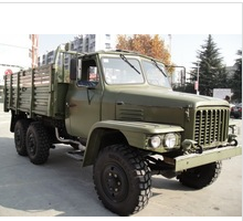 EQ2082E6D Dongfeng long nose 6x6 Off road truck