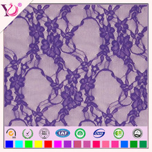 Guipure Hollowed Lace Fabric for women skirt and dress