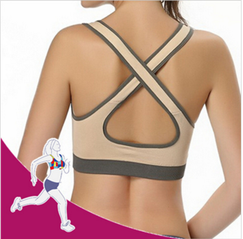 RUNN sports bra custom for yoga fitness running
