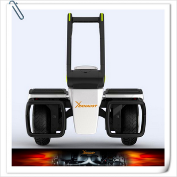 self balancing scooter electric chariot seat and stand