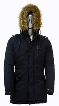 ALIKE brand name parka jacket winter jacket for men