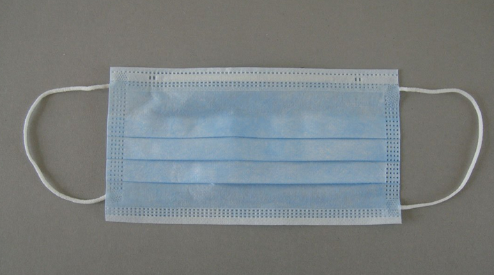 disposable non-woven PP surgical face mask