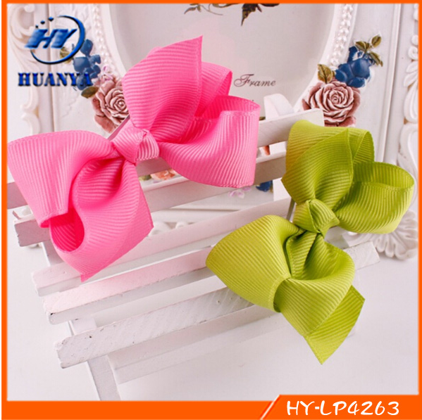New fashion lady hair accessories bow hair clips hairpins hair barrettes