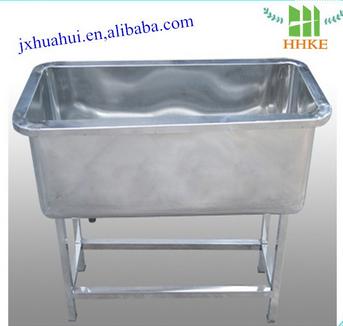 Restaurant stainless steel sink single sink