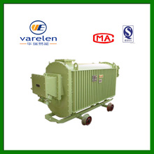 Mining flameproof dry type transformer 315KVA