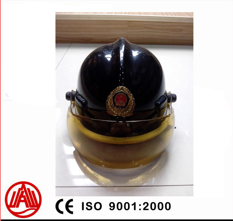 Heat Resisting Firefighting Safety Helmet