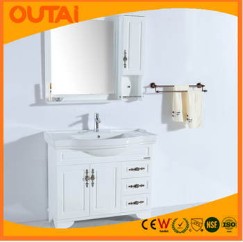2015 China Factory Wholesale Bathroom Basins Cabinets