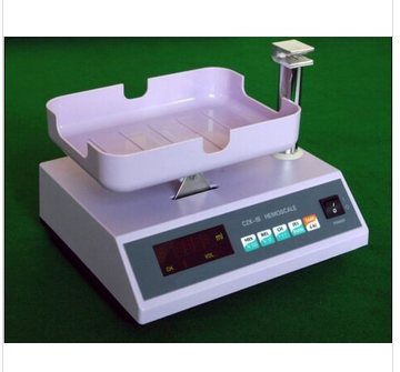 Hemoscale Blood Collection Scale & Mixer, blood collection mixer