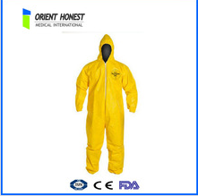 Fireproof anti-static eco-friendly coveralls for oil-gas industry