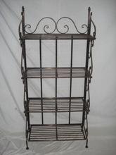 useful cheapest four layer metal shelf