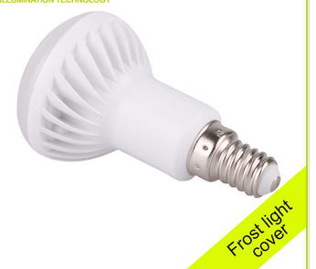 Manufacturers supply Spiral Design 4w Led Bulb Lamp Plastic R50 E14 Led Refletor Bulb