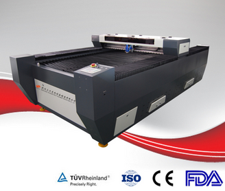 Metal and non metal co2 laser mix cutting machine 150w/200w/260w