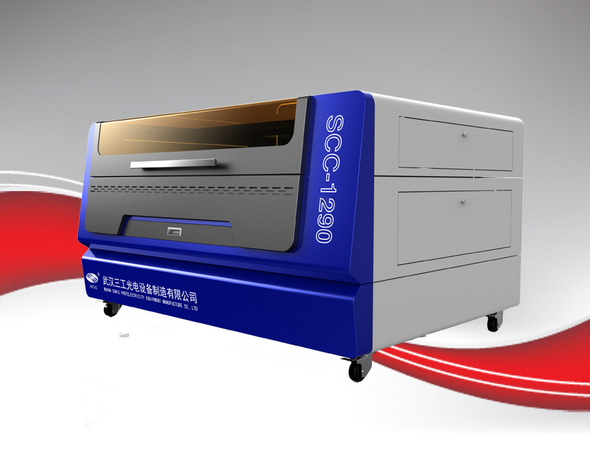 Professional high quality good price SCU 1290 CO2 acrylic laser engraving cutting machine