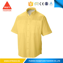 anti-wrinkle oem printed fashion wholesale waterproof shirt--- 7 years alibaba experience