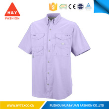 best quality poplin shirts&tops fashion wholesale waterproof shirt--- 7 years alibaba experience
