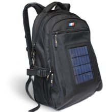 1680D Solar Backpack With Solar Panels Provide Protection