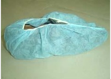 shoe cover, nonwoven shoe cover, disposable shoe cover