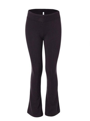 2015 latest designLadies custom dancing sweatpants