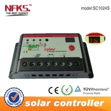 multi-purpose solar charge controller