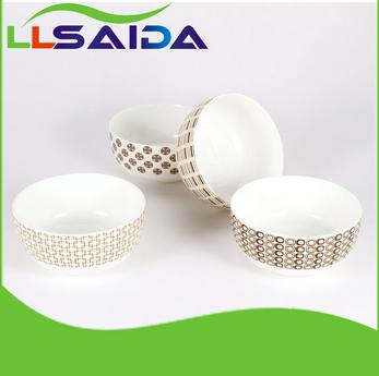2014 hot selling ceramic bowls