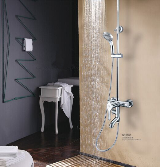 fujian sanitary ware good quality shower, shower set, rain shower set