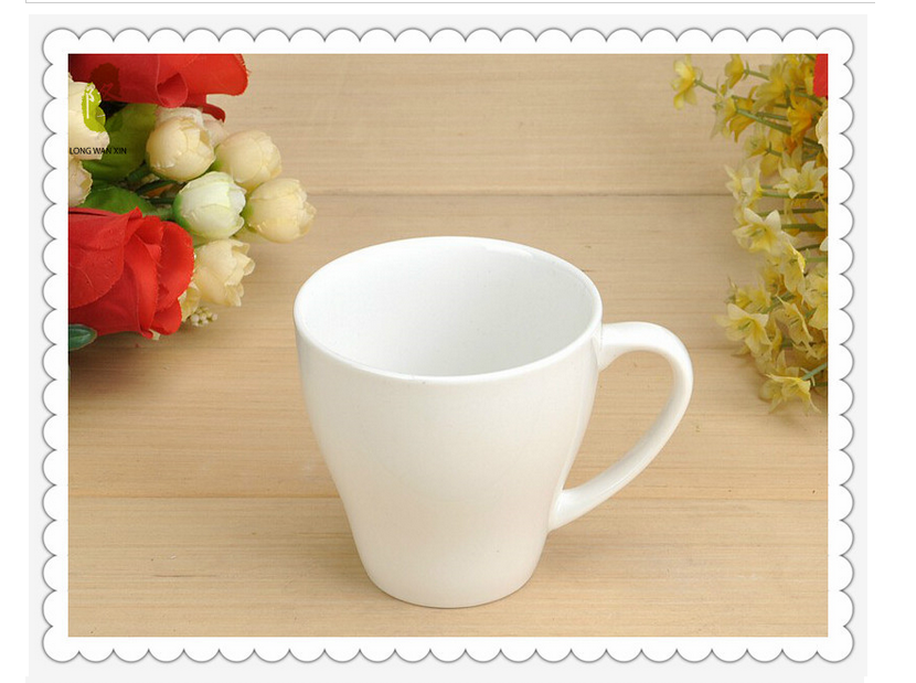 Hot Sale Promotion White Ceramic Sublimation Mug