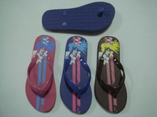 663 LOULUEN OEM EVA Kids Plastic Sandals Slippers