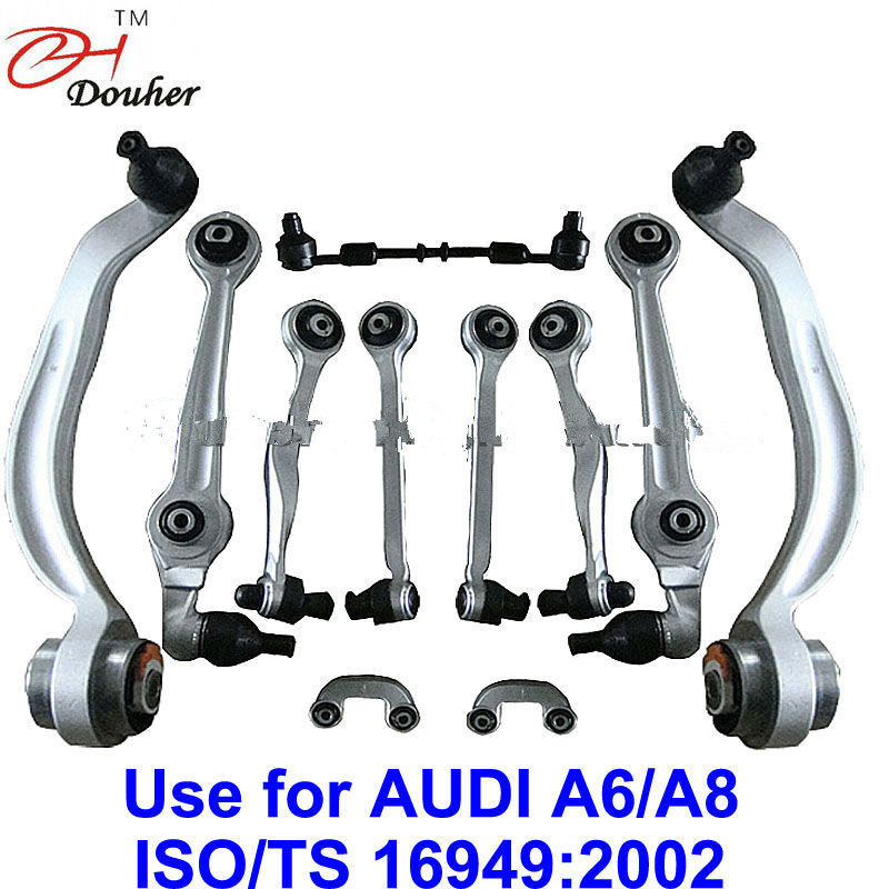 German Car Spare Part OEM 8D0498998S1 Control Arm Kit use for Audi A4 B5