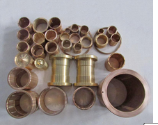 Half bearing bushing, China suppliers steel bush, Excavator pins and bushings