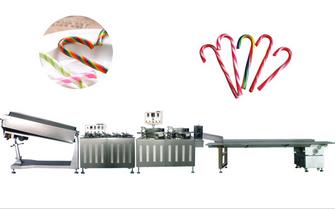 Crutch Lollipop Production Line
