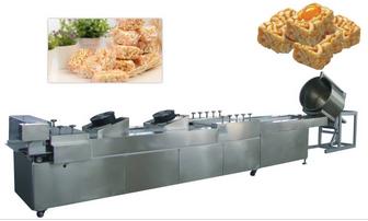 QH Full-automatic Shaqima Production Line