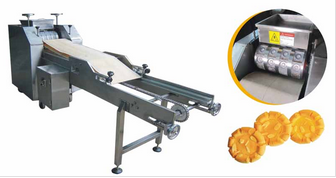 QH Full-automatic Moon Cake Production Line