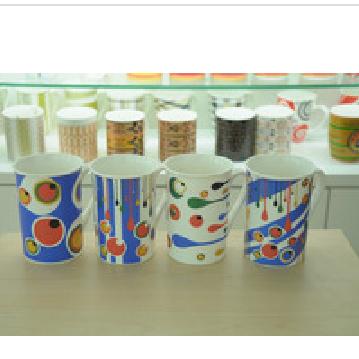 Simple Design with Decal of NewBone China Mug