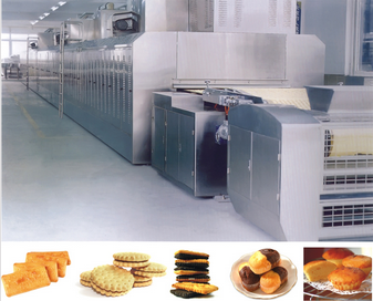 Tunnel Gas Oven