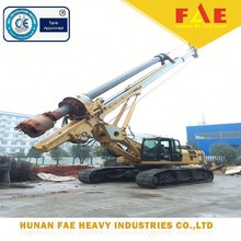 FAR280 Hydraulic Soil Drilling And Rig Machine