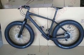 2015 hot IP-N019 fat sand bike,full suspension fat bike,26'' complete fat bike