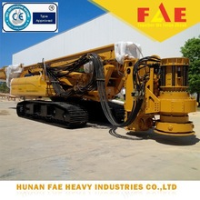 Borehole Drilling Rig FAR280 Make Money Piling Equipment