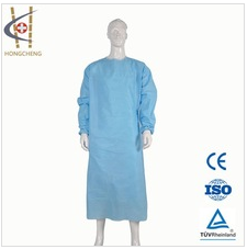 SMS reinforcement sterile disposable surgical gown
