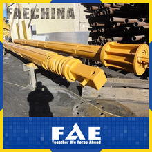 FAE rotary drilling interlocking and friction type kelly bar for Well Drilling