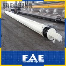 Bauer type full interlocking High Manganese Steel Kelly bar for piling rig