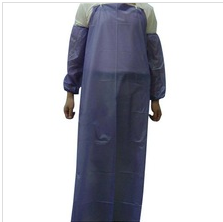 EN13485 disposable surgical gown