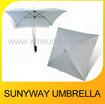 Straight Square Umbrella