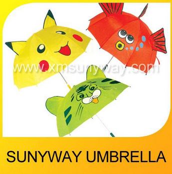 Child Animal Umbrella