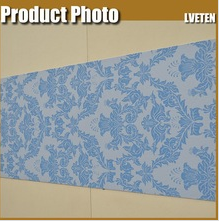 pretty pattern full printed cheap yoga mat