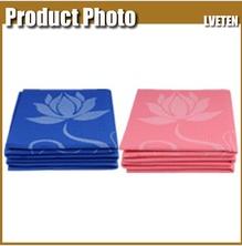 light weight screen printing foldable yoga mat