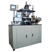 CNJ-EG-AS Automatic PVC card Embosser and tipper